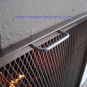 metal fireplace screens. Fireplace Screen Expanded metal fireplace screen  Fengyuan Metal Products